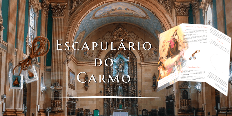 Escapulário do Carmo